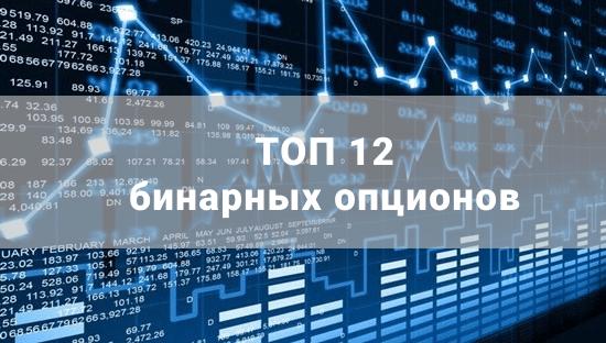 топ 12 бинарных опционов