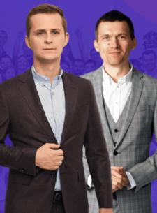 Евгений Ходчанков и Алексей Унжаков