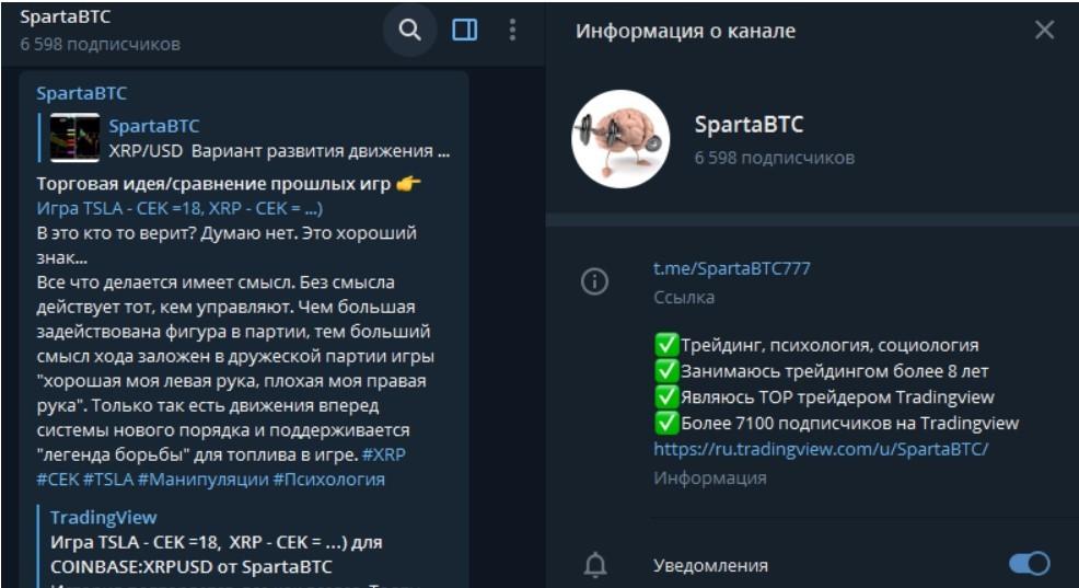 спартак македонский телеграмм