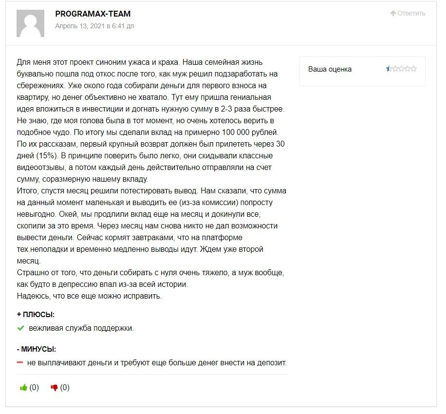 Bitstil.com отзывы