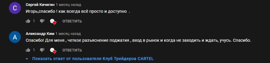 Игорь Павленко трейдер отзывы