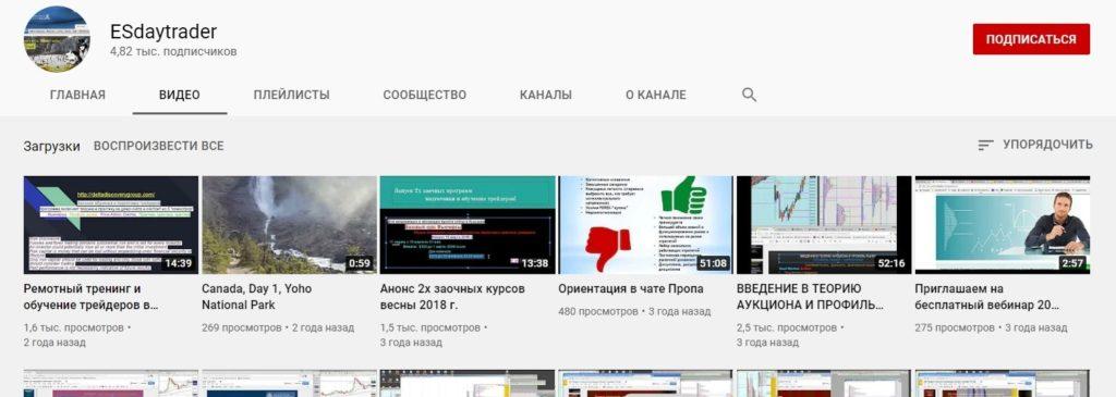 Ютуб-канал Елены Калашниковой