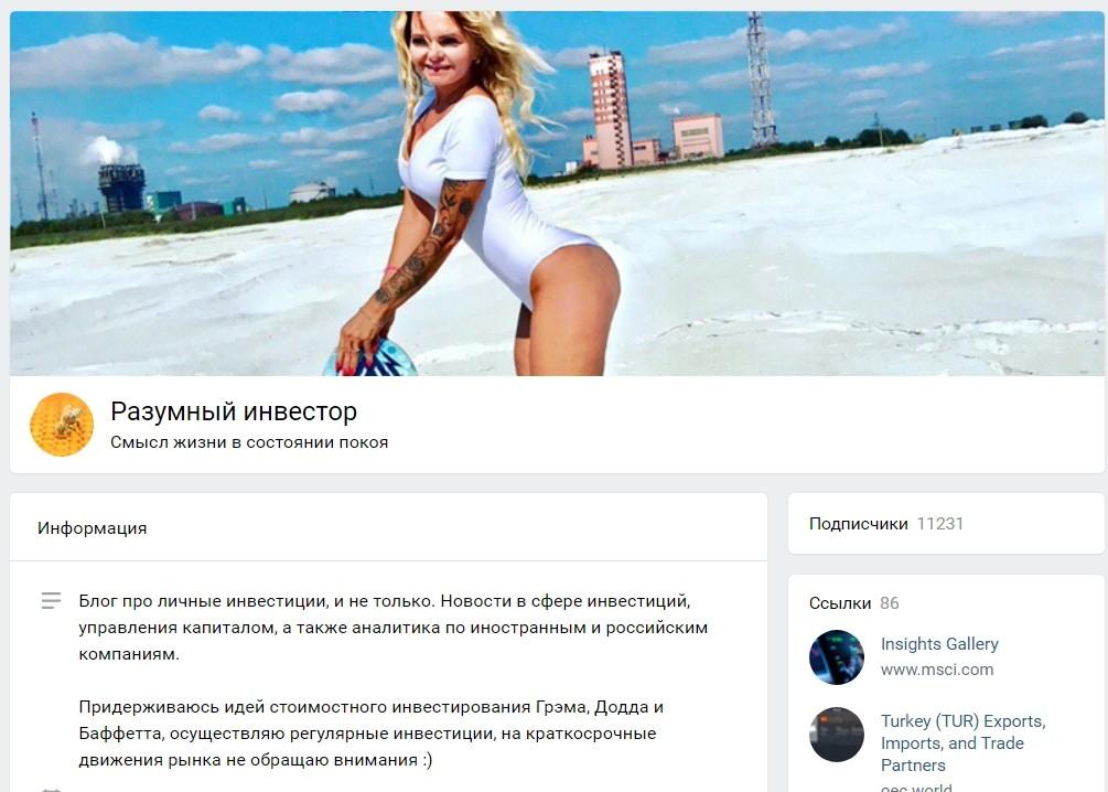 """проект """"Разумный инвестор"""" Шадрина Александра"""