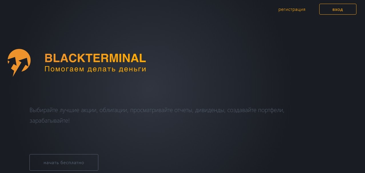 Компания Блэк Терминал