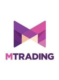 MTrading logo