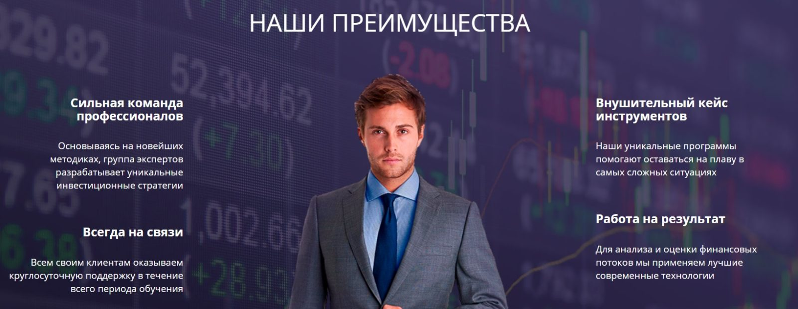 Преимущества компании Банкор