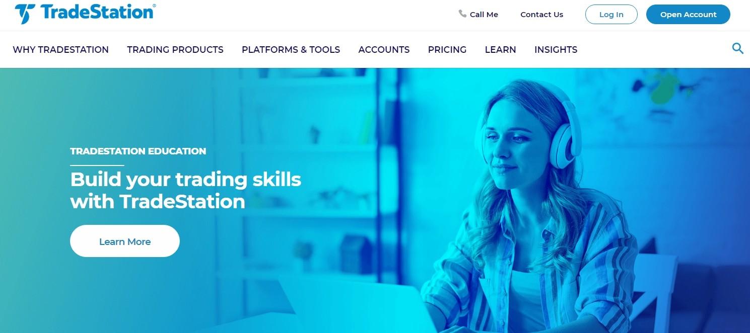 Торговая платформа TradeStation