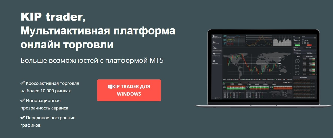 Мультиактивная платформа Kiplar