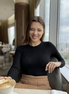 Трейдер Кристина Стерлингова