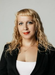 Трейдер Ирина Соколова